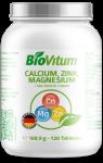 Ca Mg Zink / укрепление костной ткани / BioVitum /