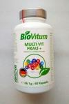 Multi Vit Frau+/женский комплекс витаминов и минералов/
